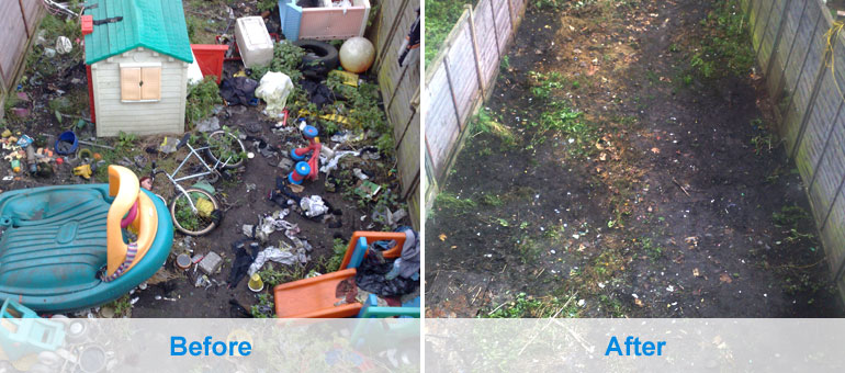 Rubbish Removal In London Rqc Cleaners